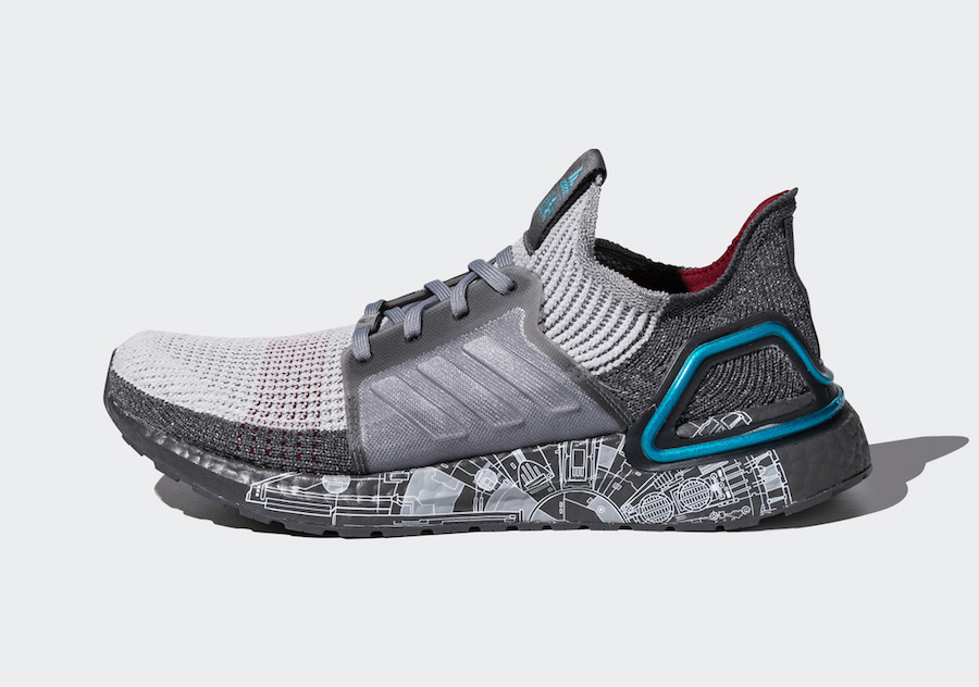 Just Surfaced! adidas Ultra BOOST in