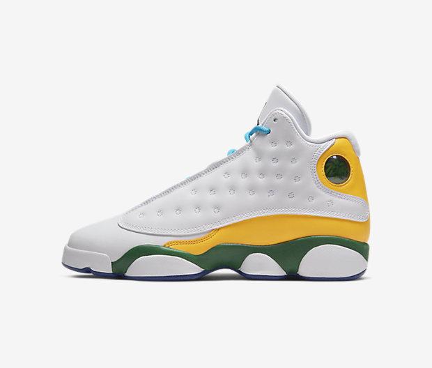 Kids Air Jordan 13 Retro Playground Where To Buy Sneaker Links