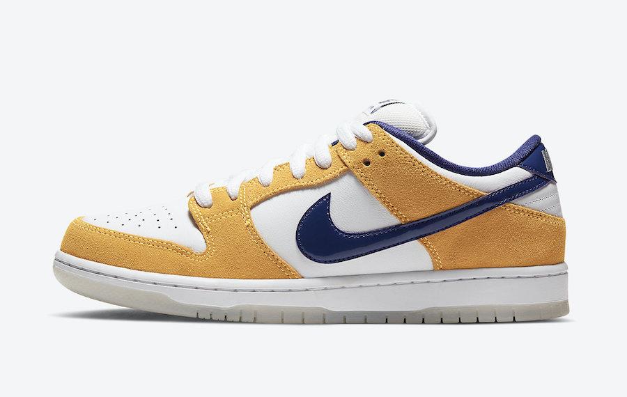 "Nike SB Dunk Low ""Laser Orange"" Where to Buy - Sneaker Links"