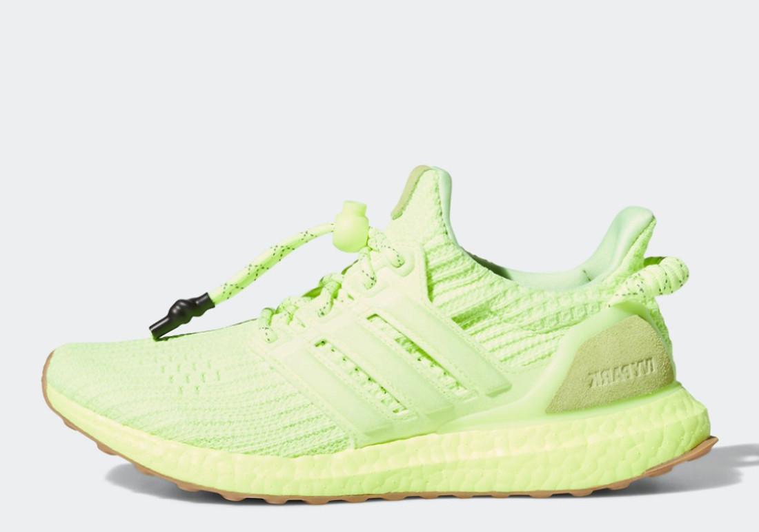 adidas ultra boost neon yellow